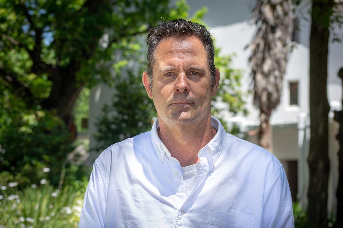 Chris von Geusau